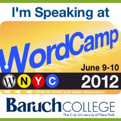 WordCampNYC – June 9-10-1