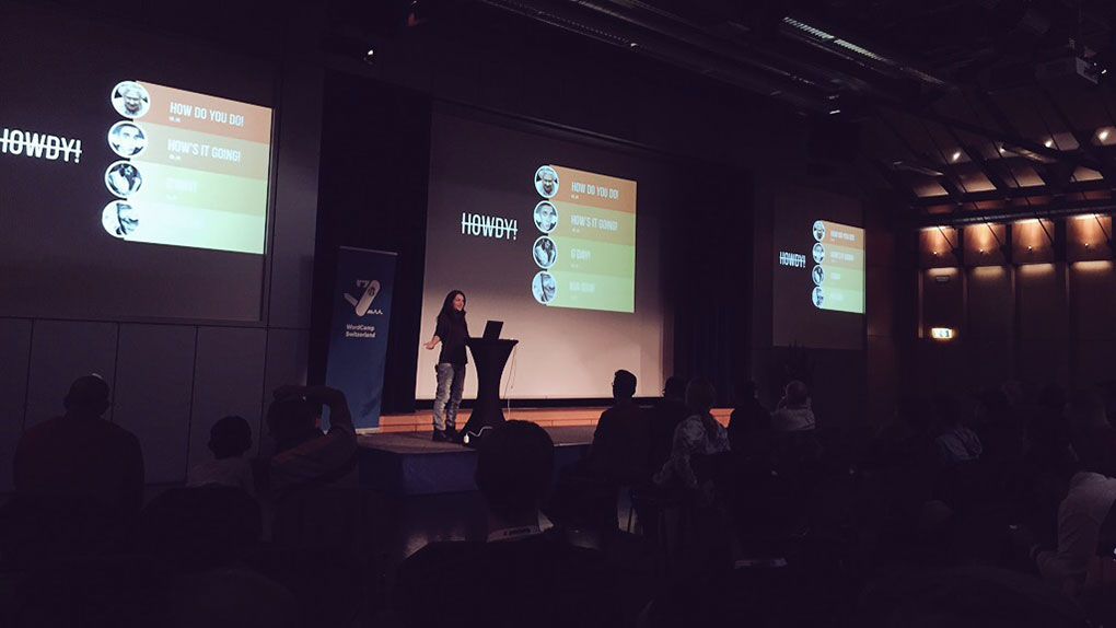 WordCamp Switzerland 2015 – Petya Raykovska